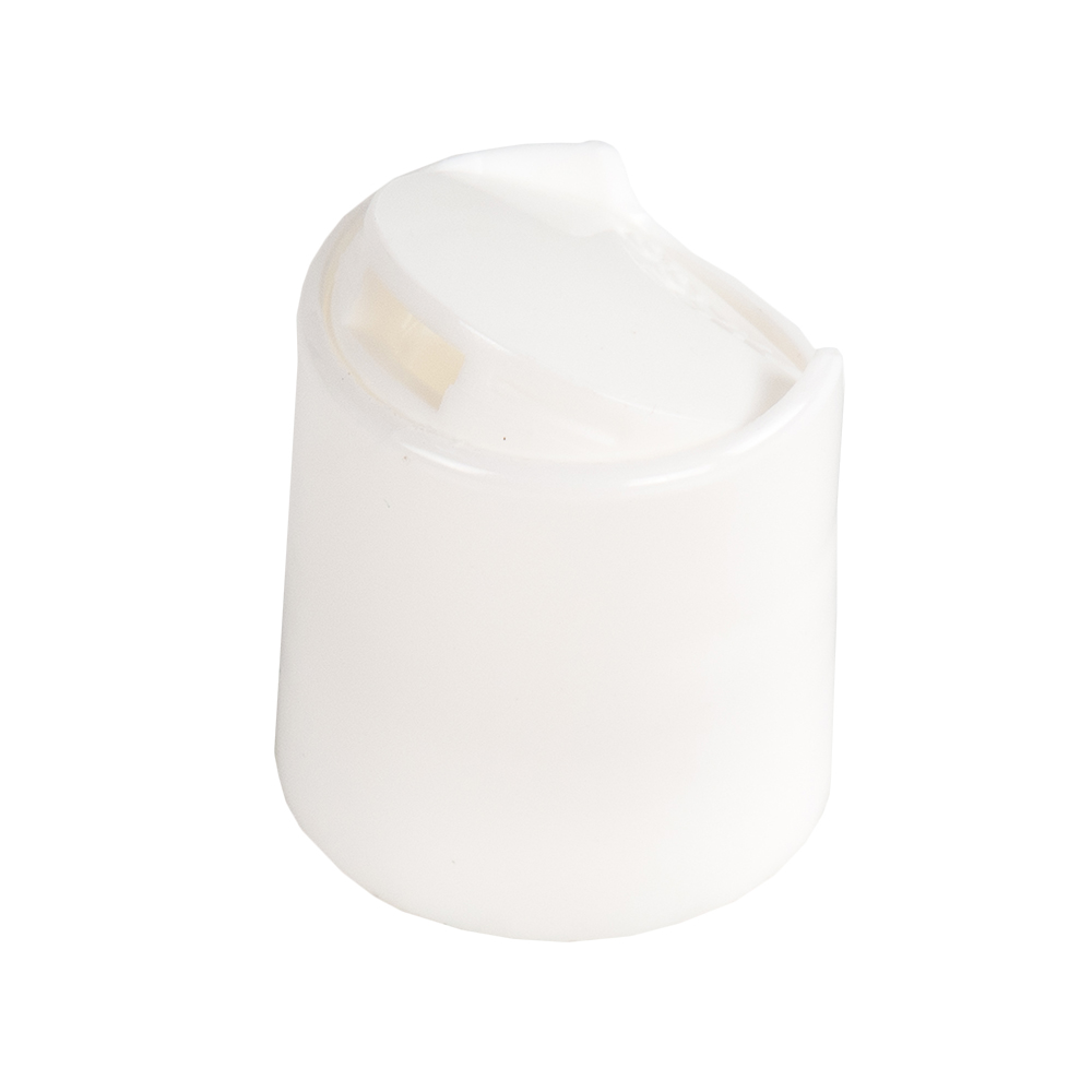 20/410 White Disc Dispensing Cap
