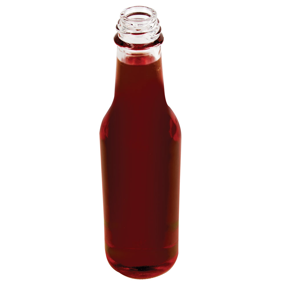 5 Oz Woozy Round Bottle U S Plastic Corp