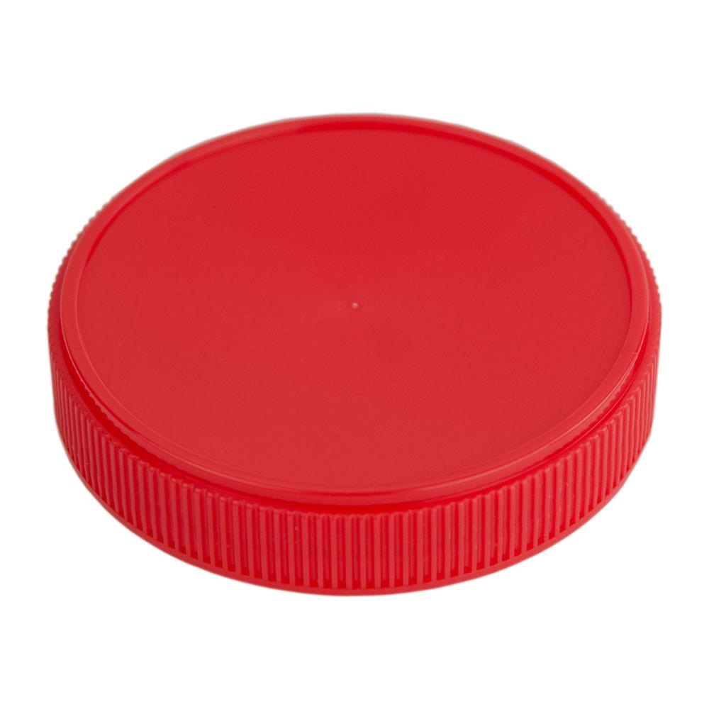 Red 70mm Gloss Finish Cap