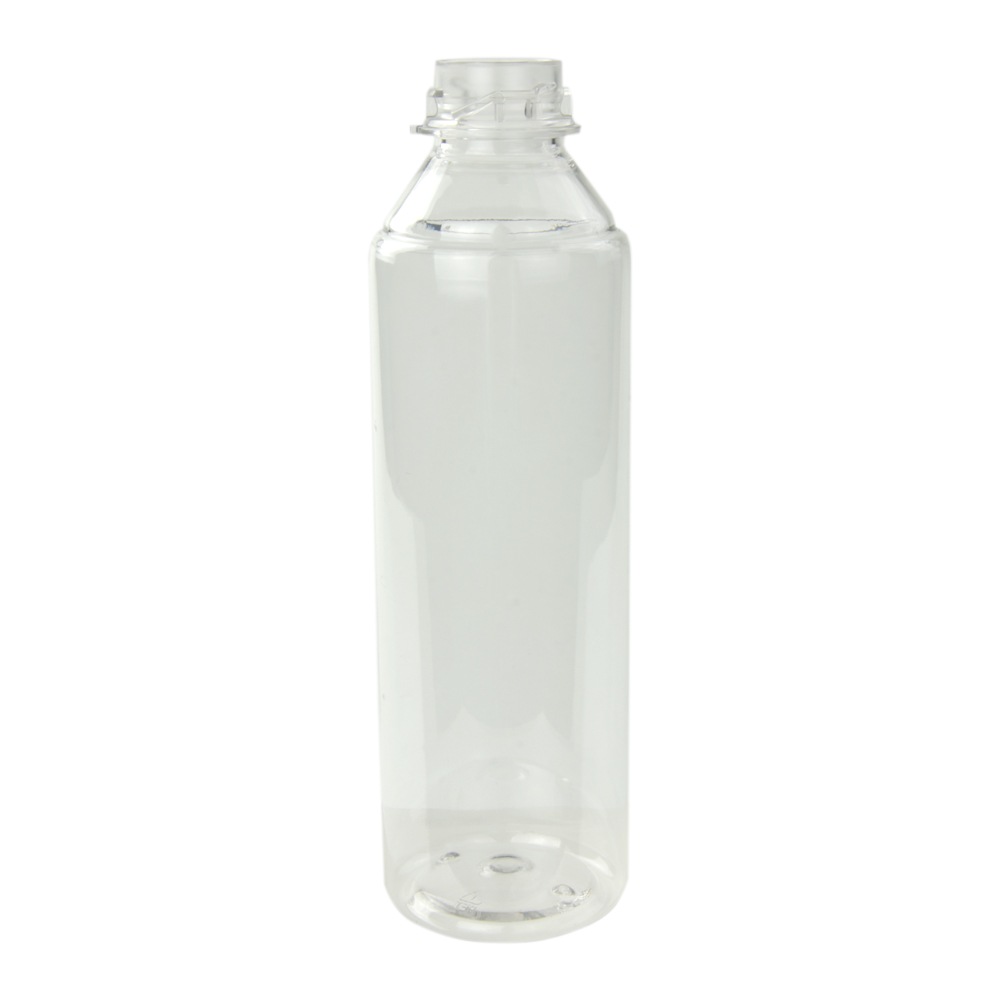 10 oz. Clear PET Flairosol Spray Bottle (Sprayer & Cap Sold Separately)
