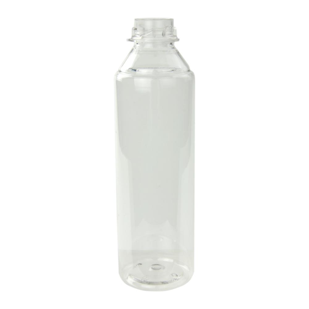 10 oz. Clear PET Flairosol Spray Bottle (Sprayer & Cap Sold Separately)
