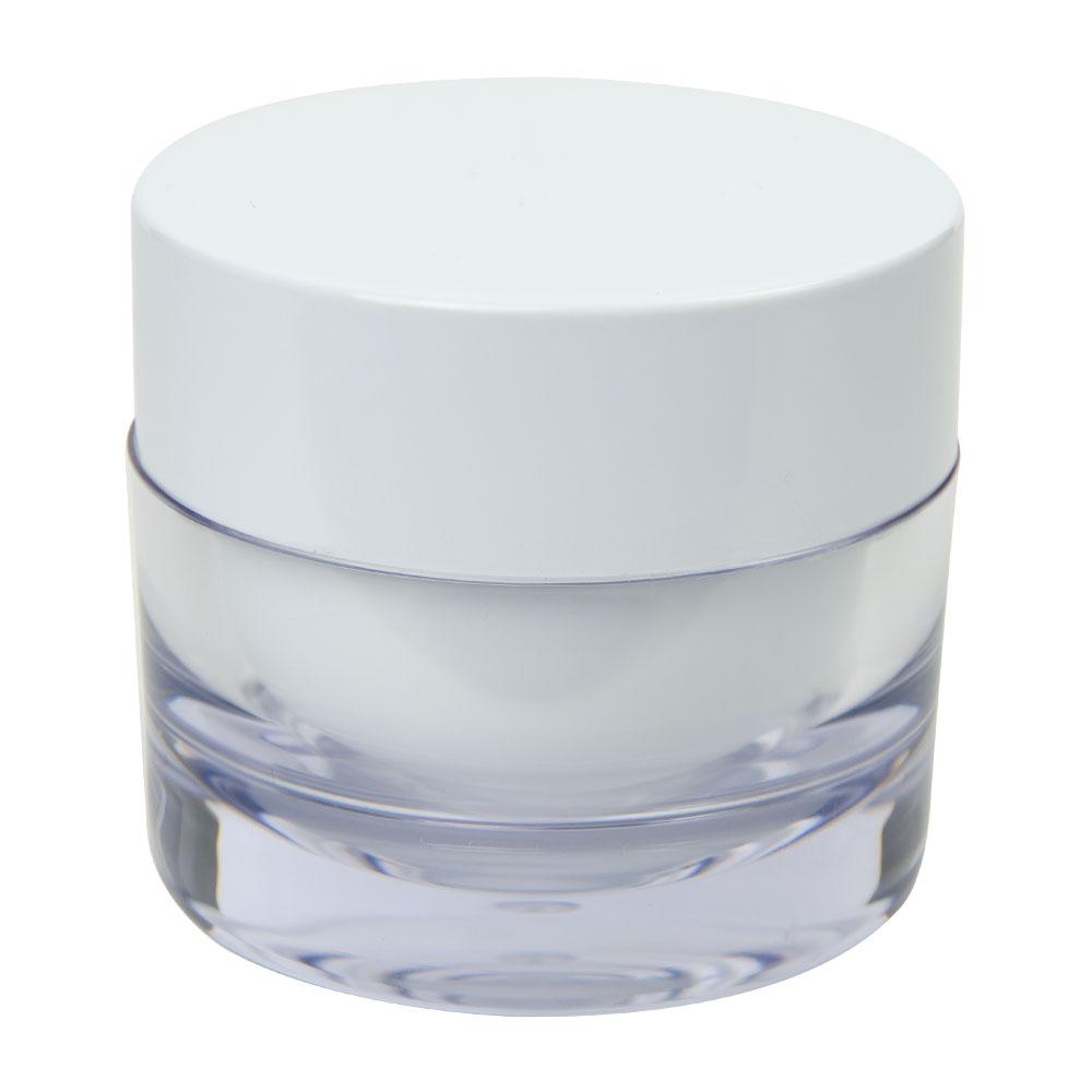50mL SAN Jar with Cap & Tabbed Disc