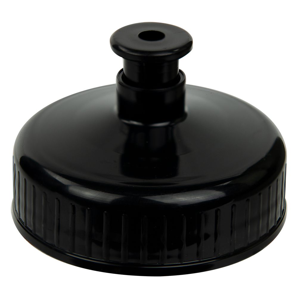 "63/400 Black Push-Pull Closure with .247"" Orifice"