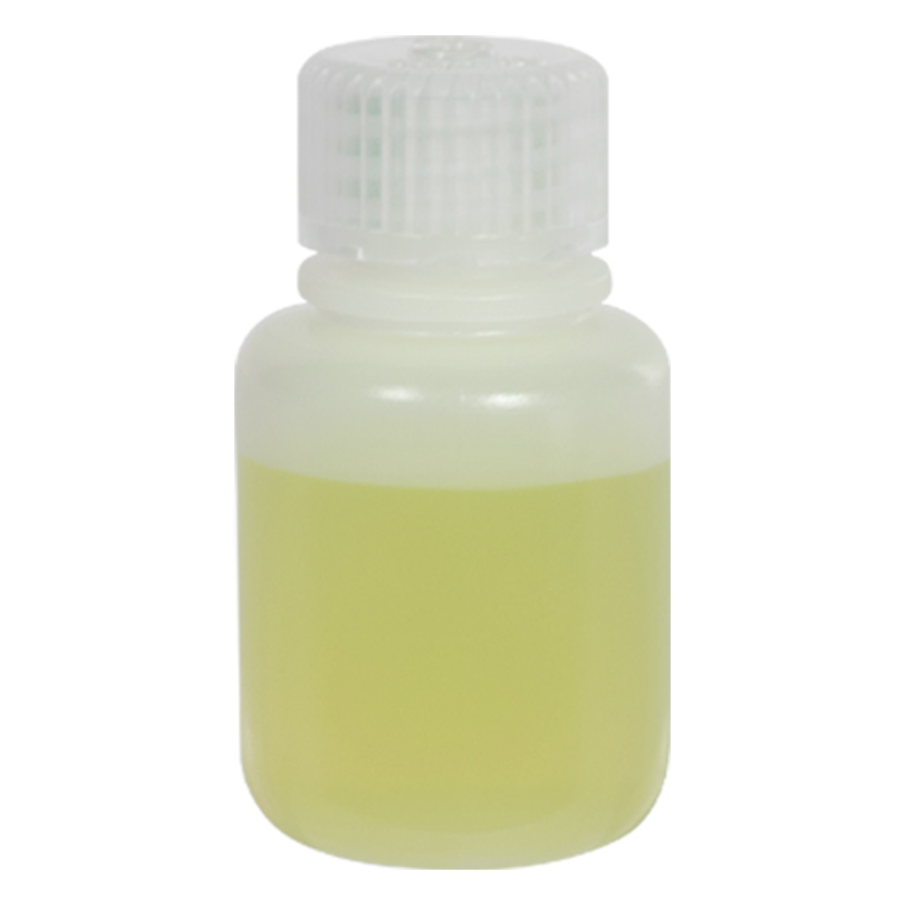 1 oz./30mL Nalgene™ Lab Quality Narrow Mouth HDPE Bottles with 20mm Caps - Case of 72