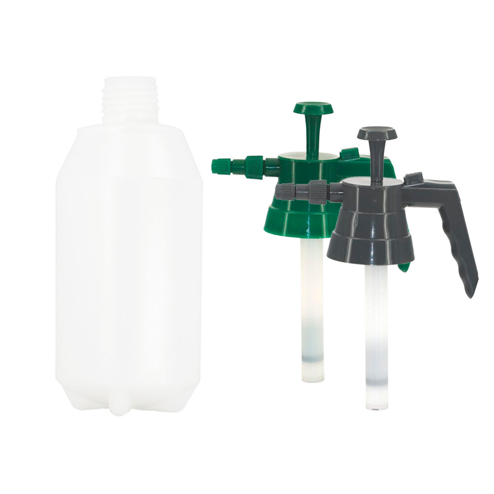 Economy Pressure Bottle & Sprayers