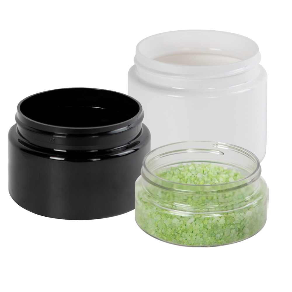 PET Low Profile Jars