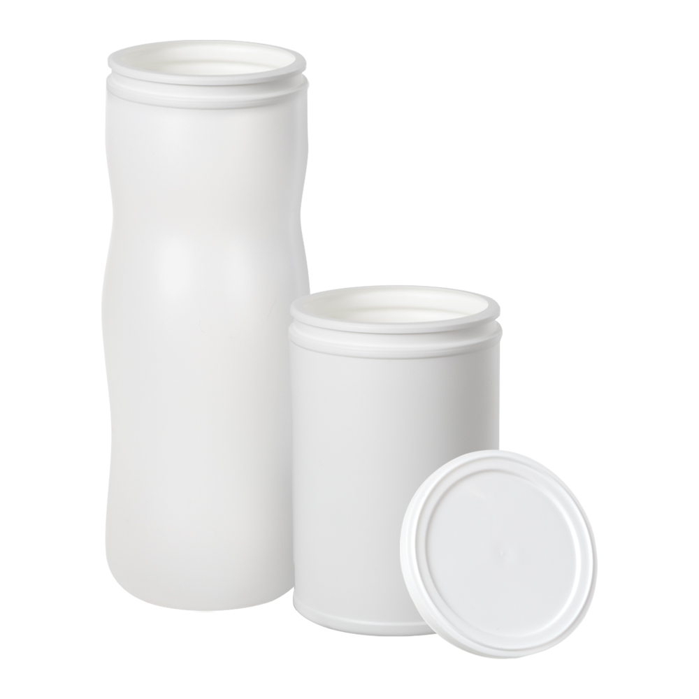PE Canisters & Lids