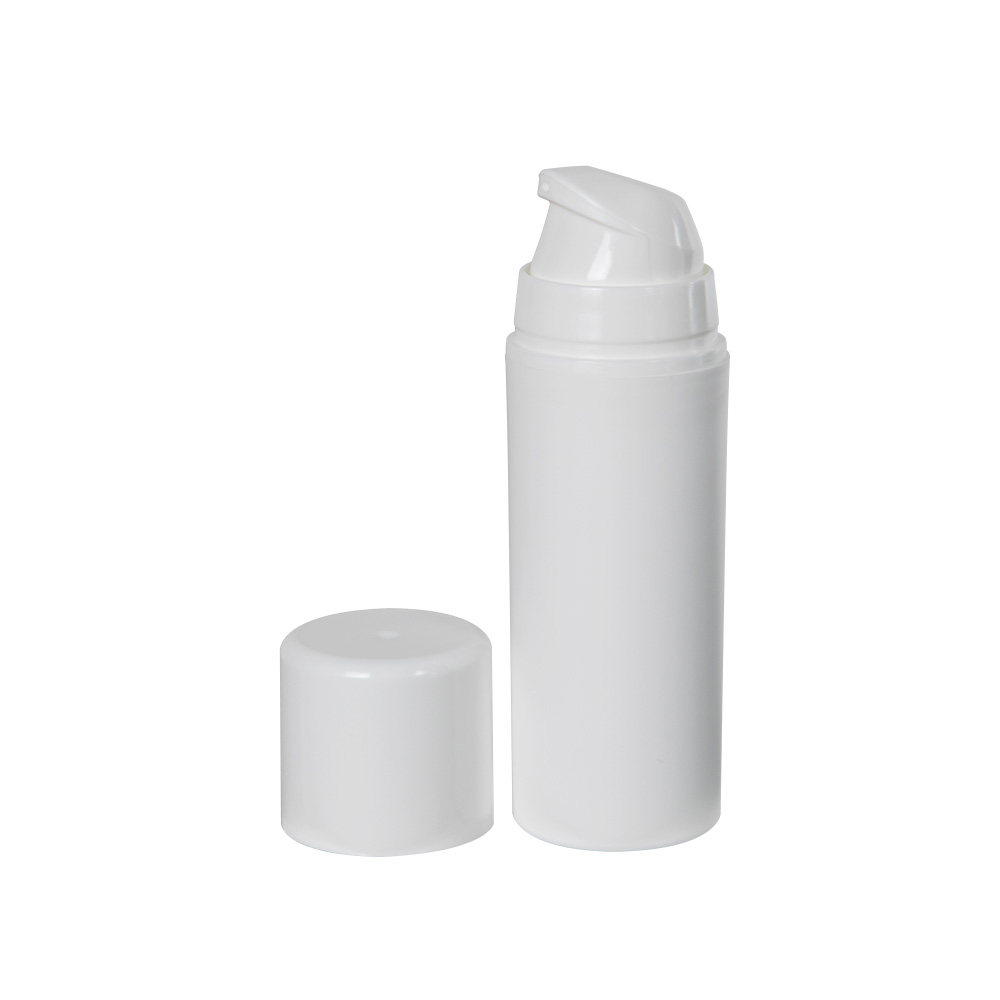 30mL White Mini Airless Dispensers with Cap