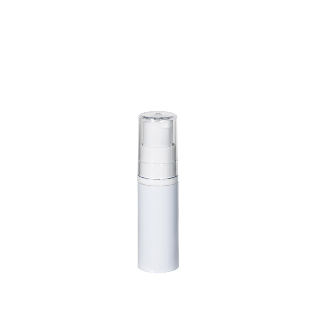 5mL White Treatment Pump with Cap