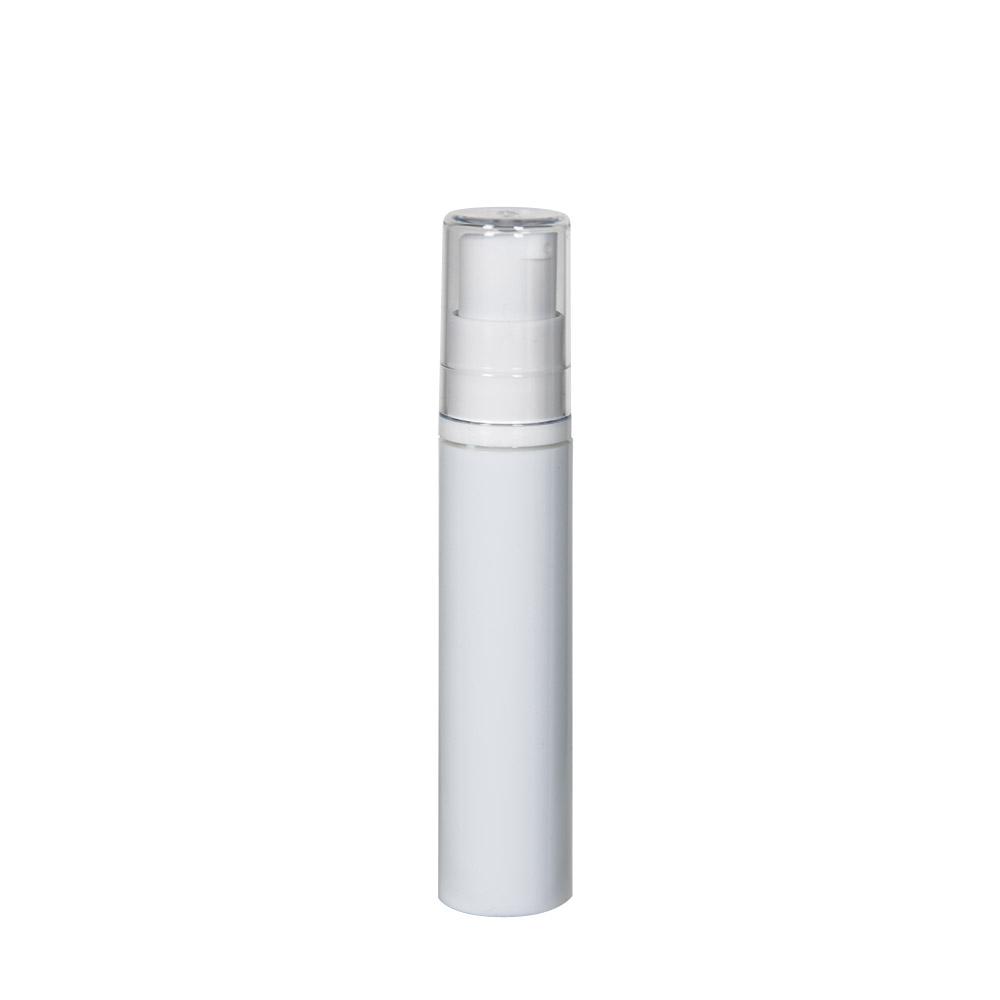 10mL White Treatment Pump with Cap