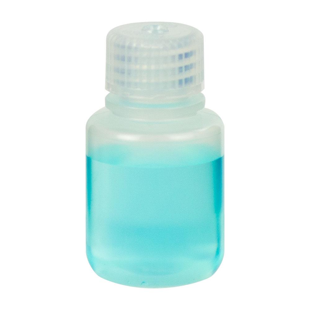 1 oz./30mL Nalgene™ Narrow Mouth Economy Polypropylene Bottle with 20mm Cap