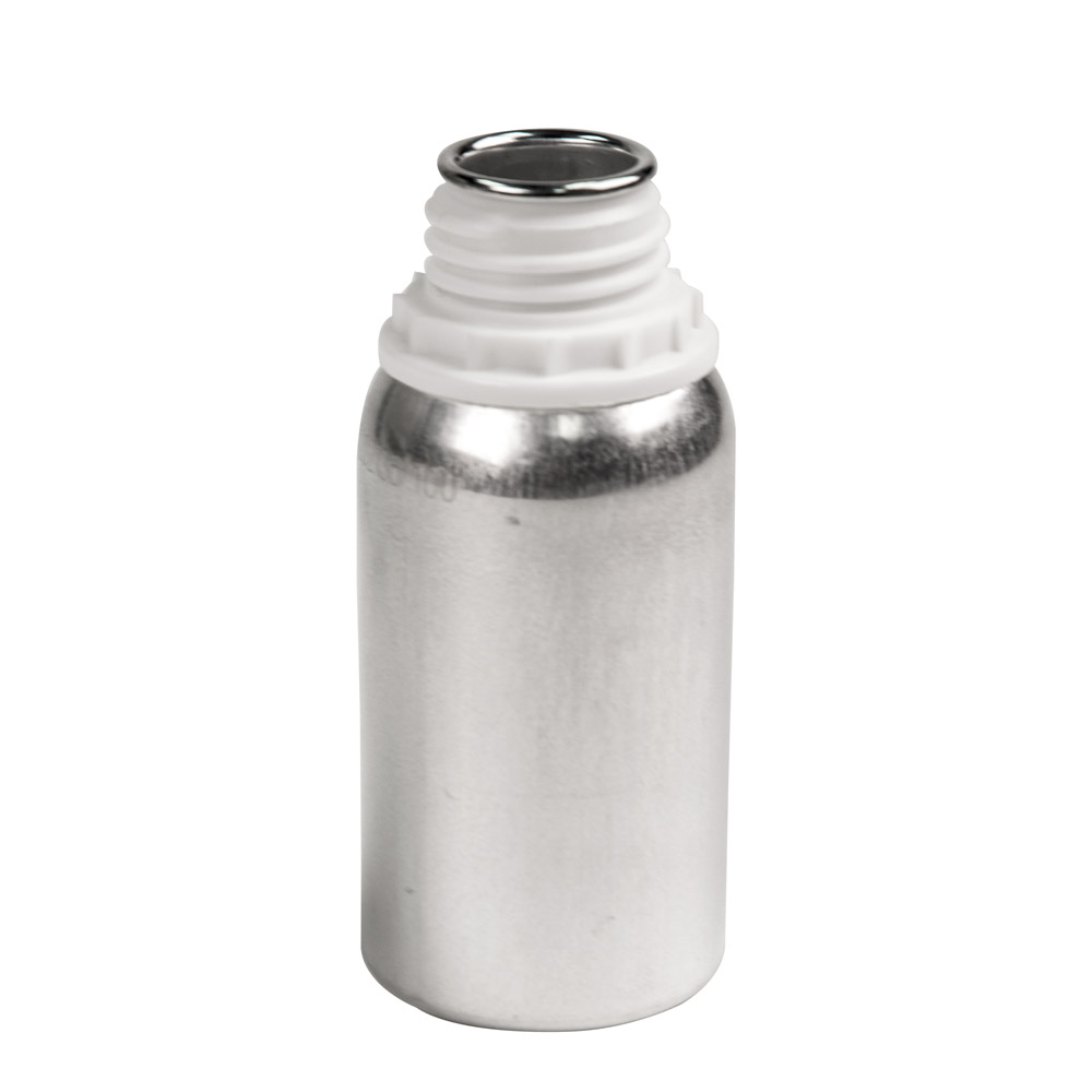 160mL Industrial Aluminum Bottle (Cap Sold Separately)
