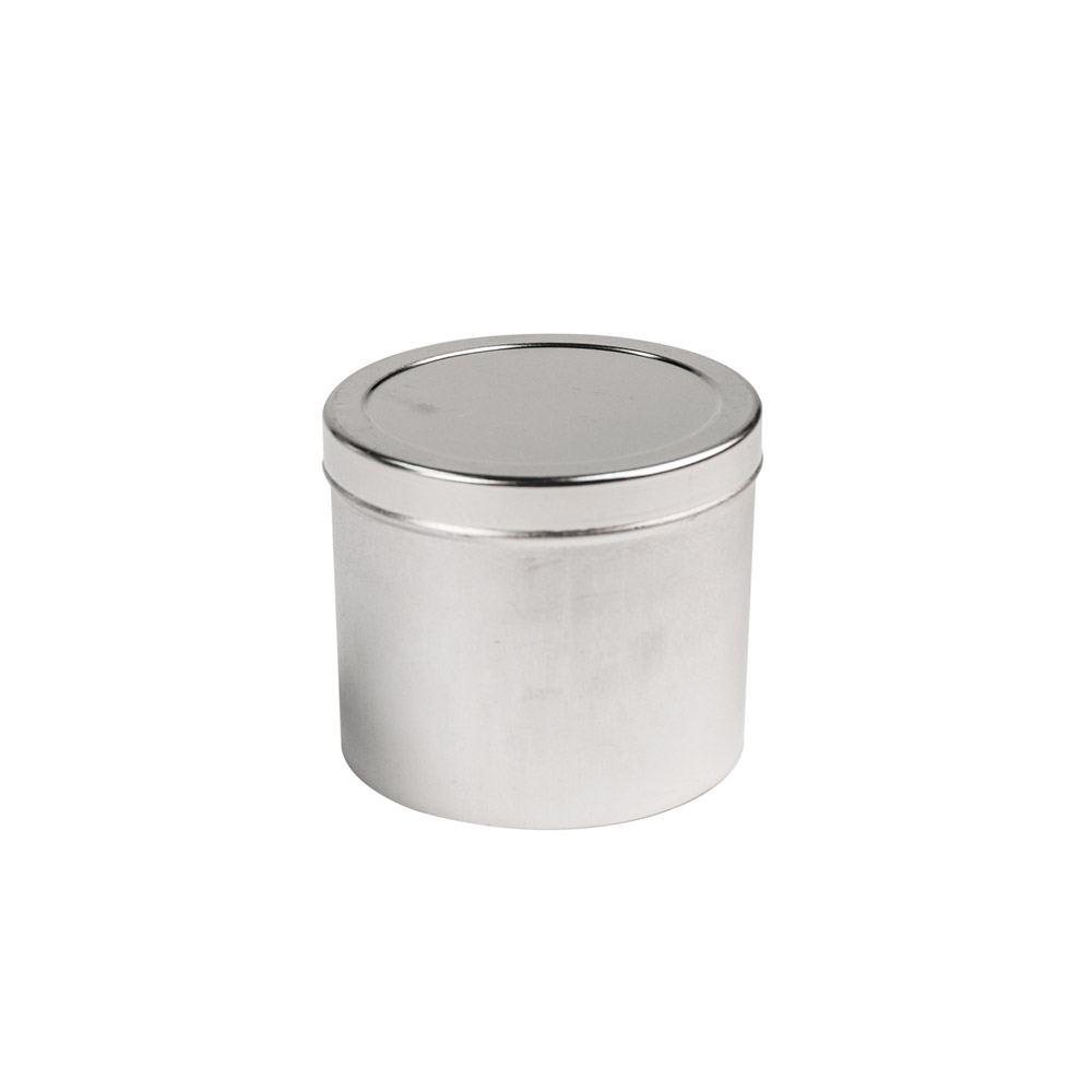 125ml/4 oz. Aluminum Can with Cover Lid