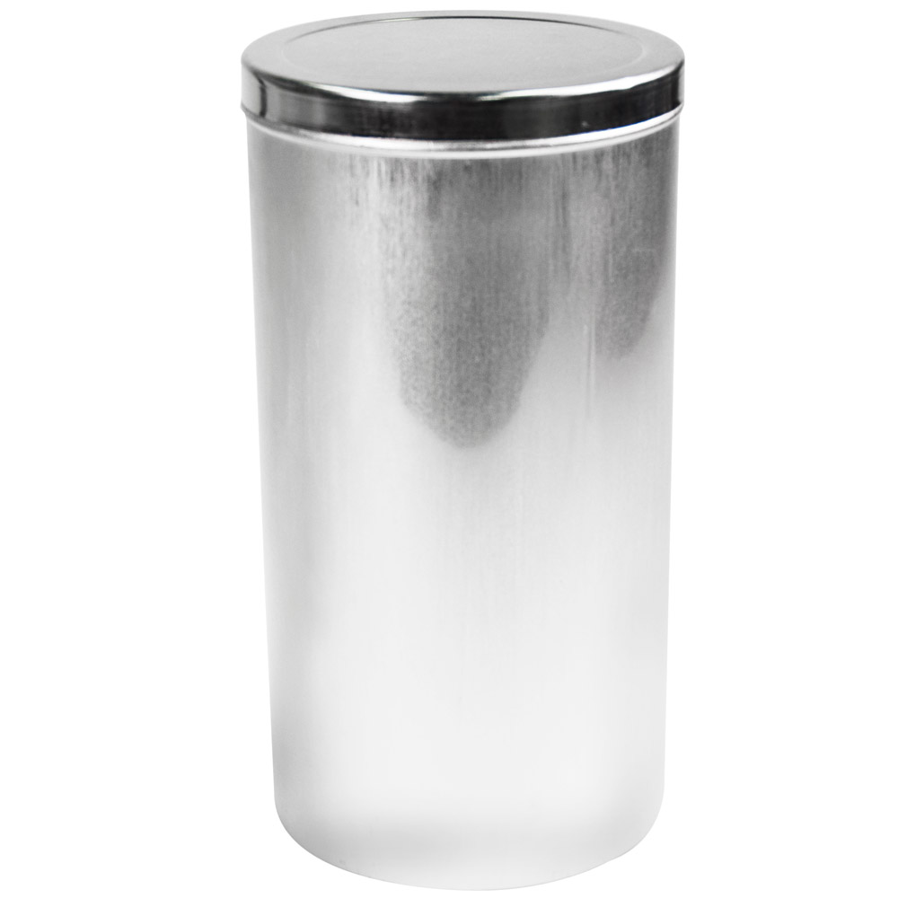 1250ml/42 oz. Aluminum Can with Cover Lid