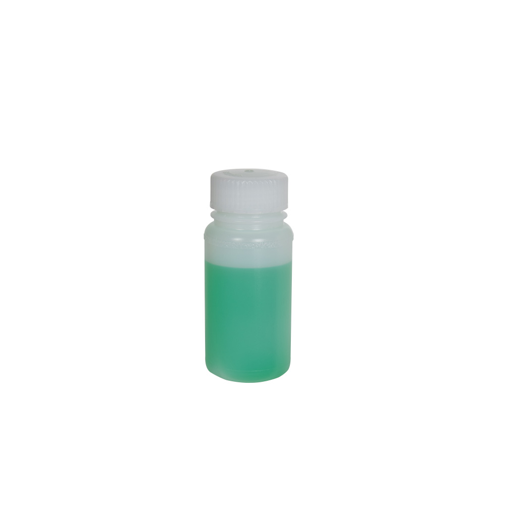4 oz. Precisionware™ HDPE Wide Mouth Bottle with 38mm Cap