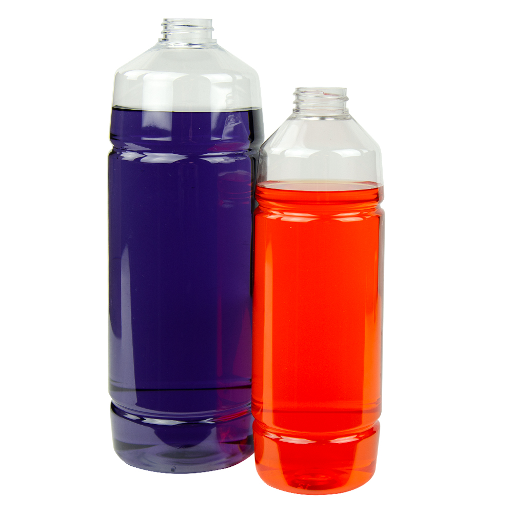 PET Round Spray Bottles