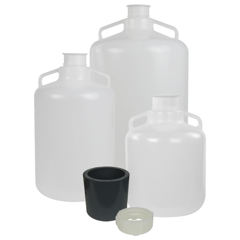Thermo Scientific™ Nalgene™ Sanitary Carboys & Accessories