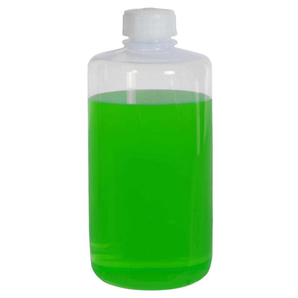 16 oz./500mL Nalgene™ Teflon® FEP Narrow Mouth Bottle with 28mm Cap