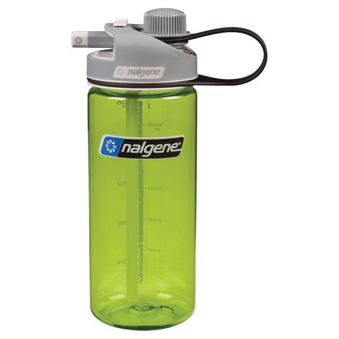 20 oz. Green Nalgene® Multi-Drink Tritan Water Bottle