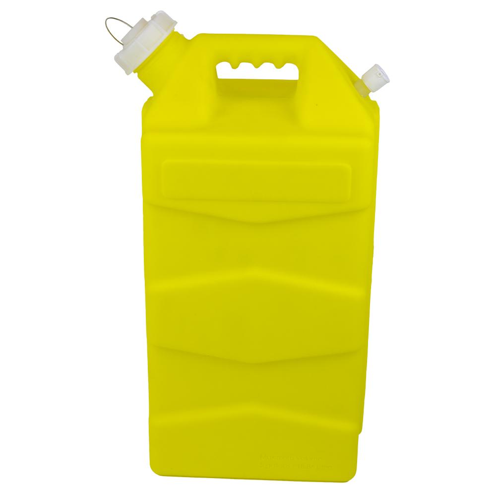 5 Gallon Yellow Jug with Cap