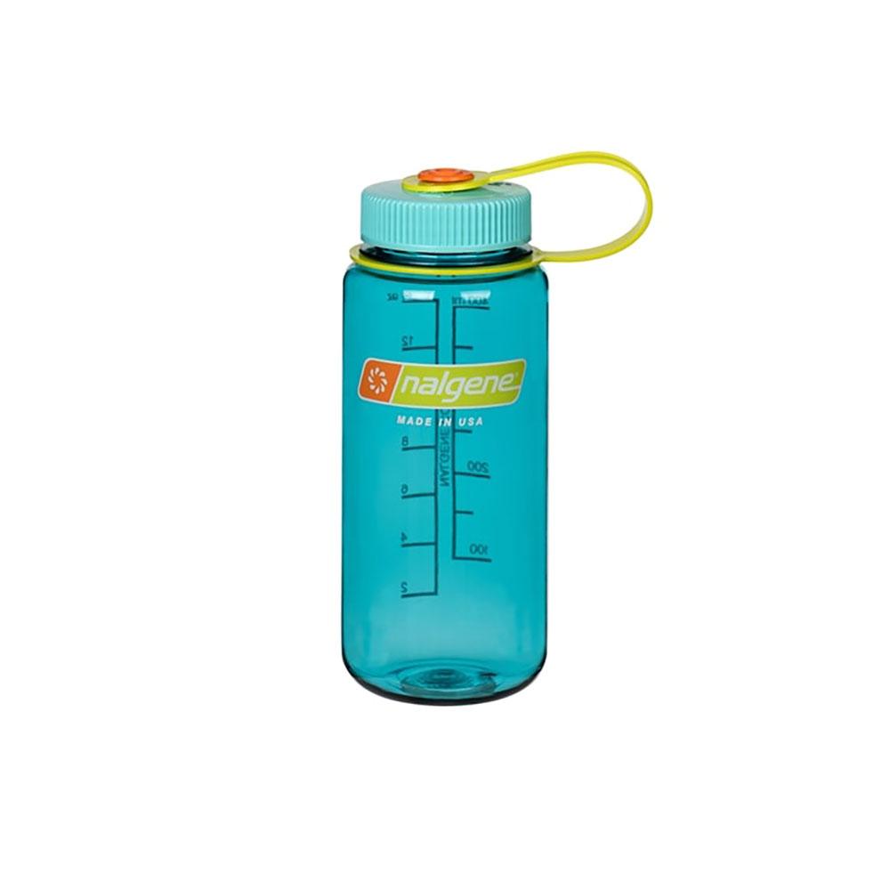 16 oz. Cerulean Wide Mouth Nalgene® Everyday™ Tritan™ Bottles