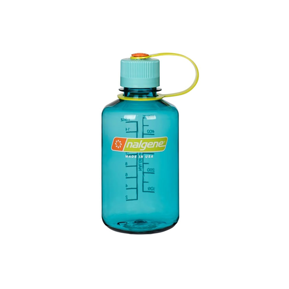 Cerulean 16 oz Nalgene® Tritan™ Narrow Mouth Bottles