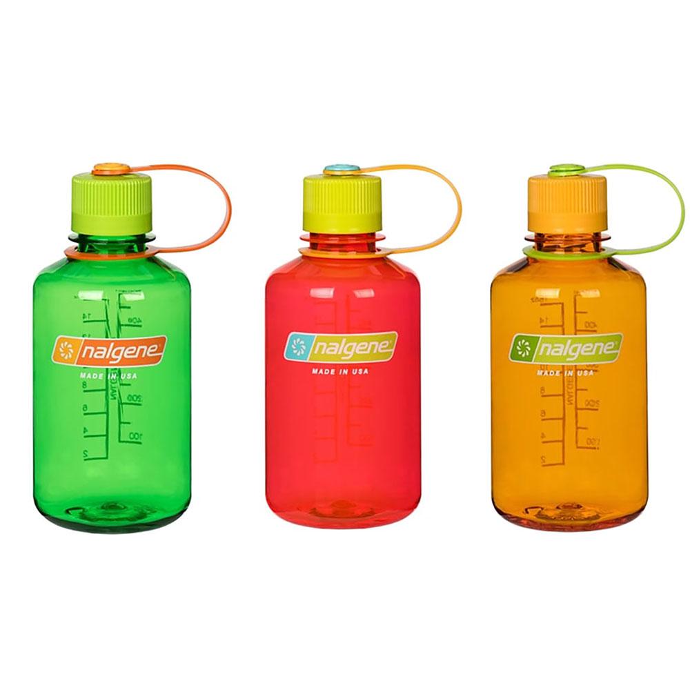Nalgene® Tritan™ 16 oz. Narrow Mouth Bottles