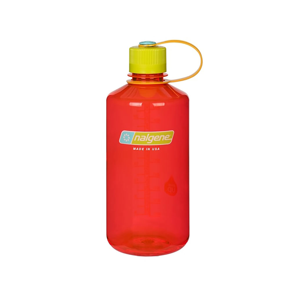 Pomegranate 32 oz Nalgene® Tritan™ Narrow Mouth Bottles