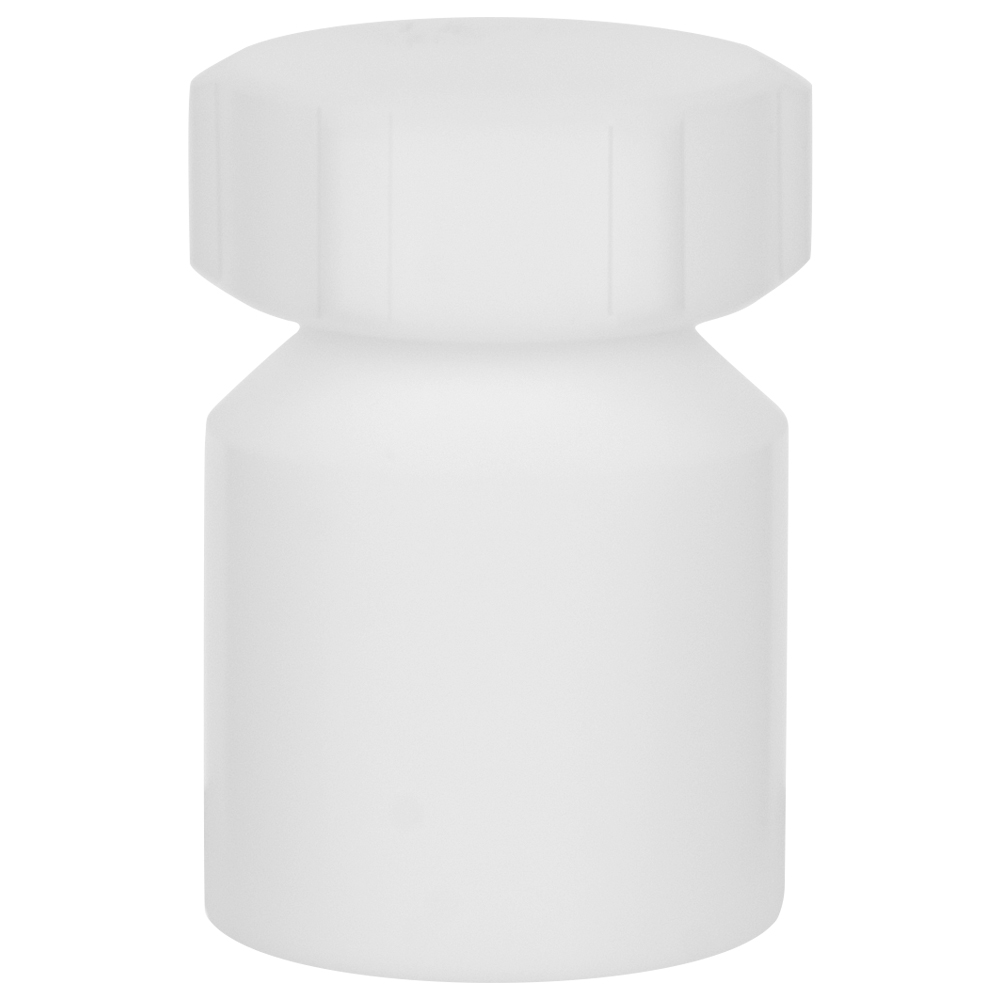 5mL Air Tight PTFE Bottle with Screw Closure Lid