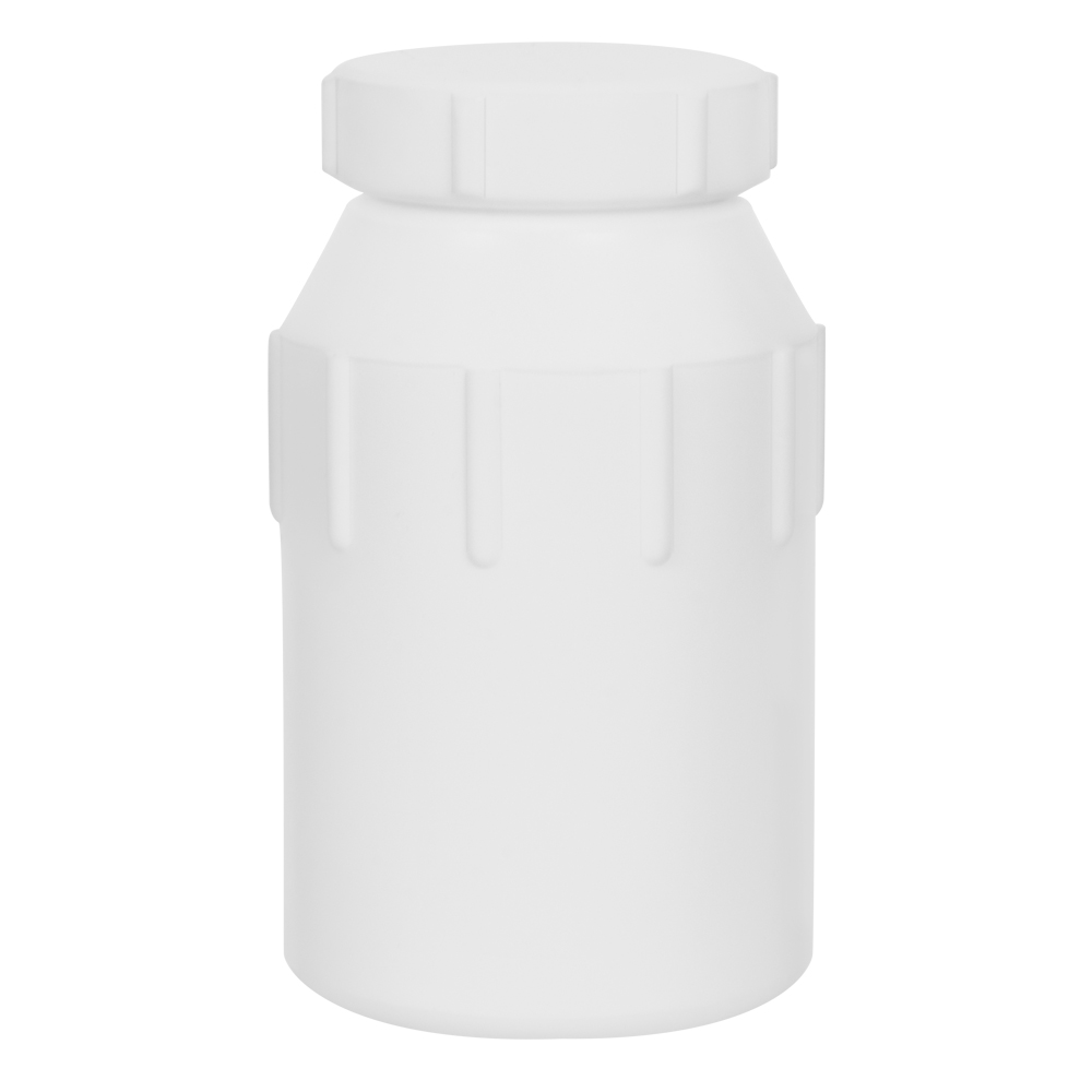 250mL Air Tight PTFE Bottle with Screw Closure Lid