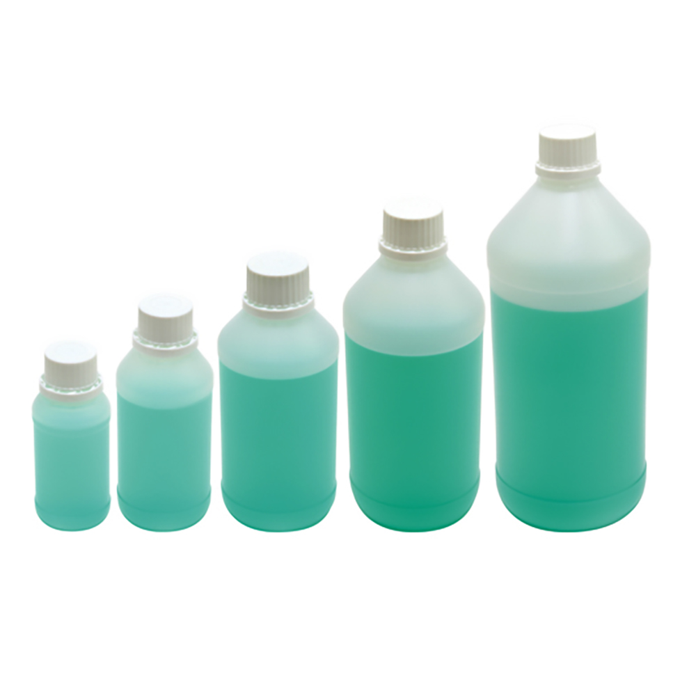 Tamper Evident Bottles with Caps