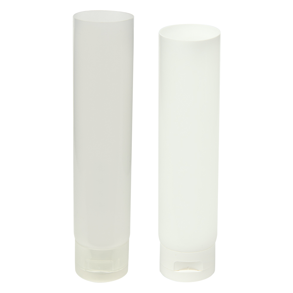 Polypropylene Lotion Tubes with Caps