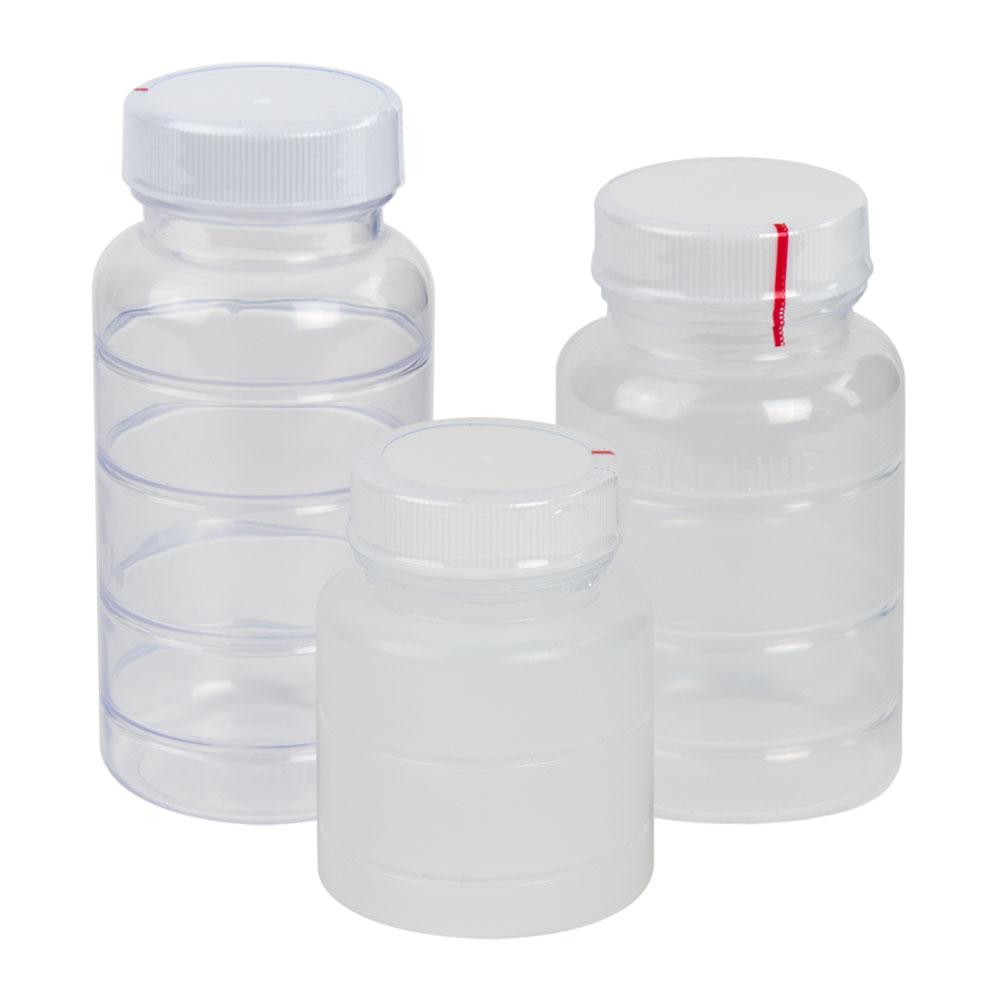 Rigid Tamper Evident Bottles