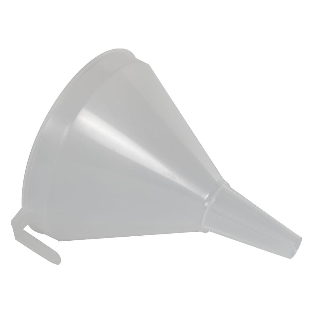 "Scienceware® Drum & Carboy Funnel - 7.9"" Top Dia. x 7.9"" Hgt. x .87"" Stem Dia."