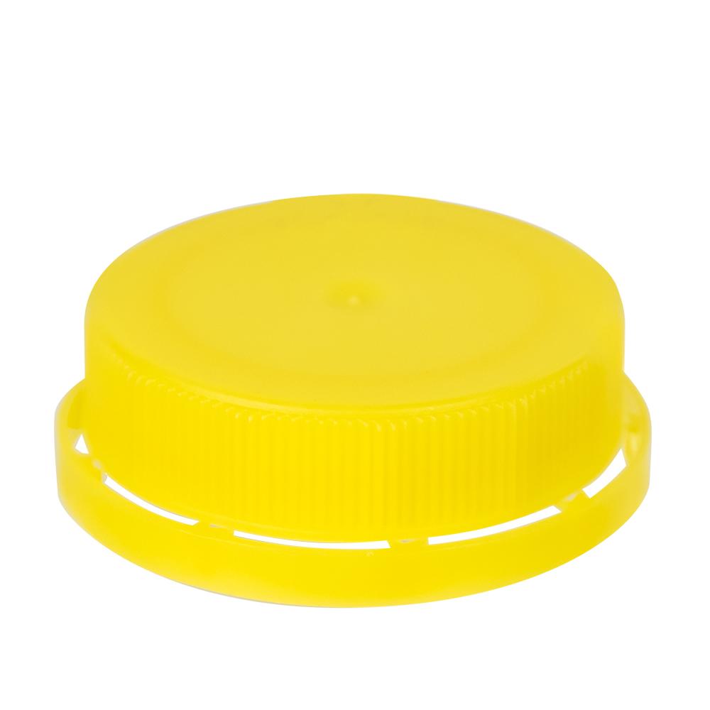 Yellow 38mm Single Thread Cap
