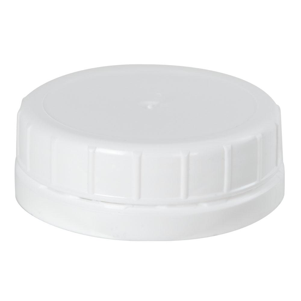 48/400 Tamper Evident White Cap for Beverage Bottles