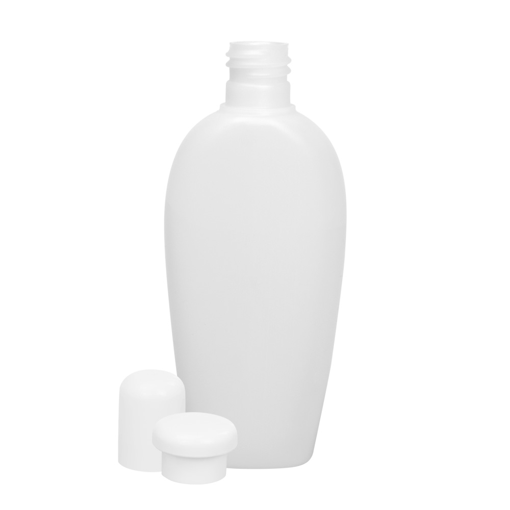 Olivia Oval Bottles & Caps
