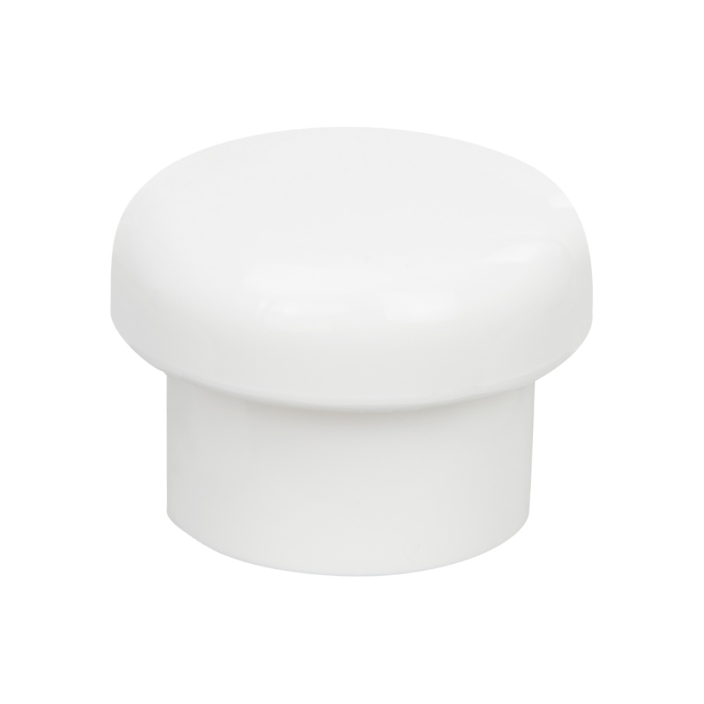 Mushroom Cap with Bore Seal