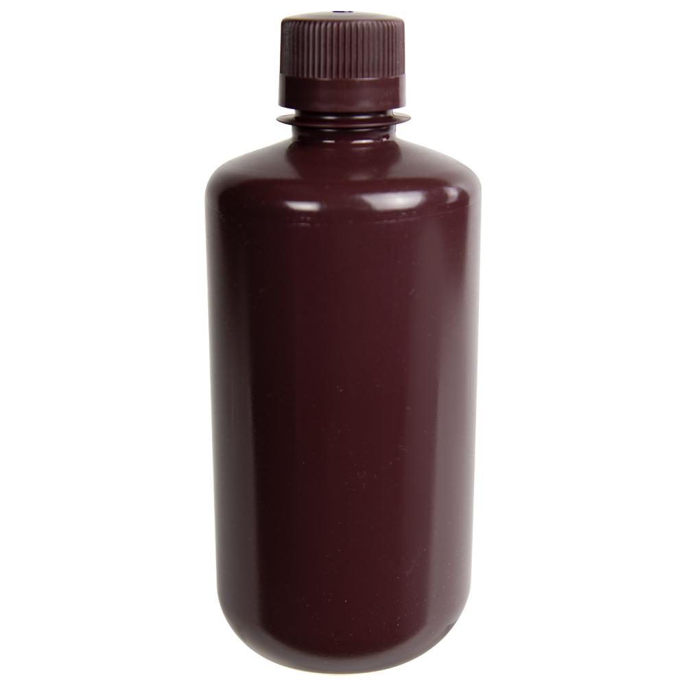 1000mL Diamond RealSeal™ Amber Narrow Mouth Bottles