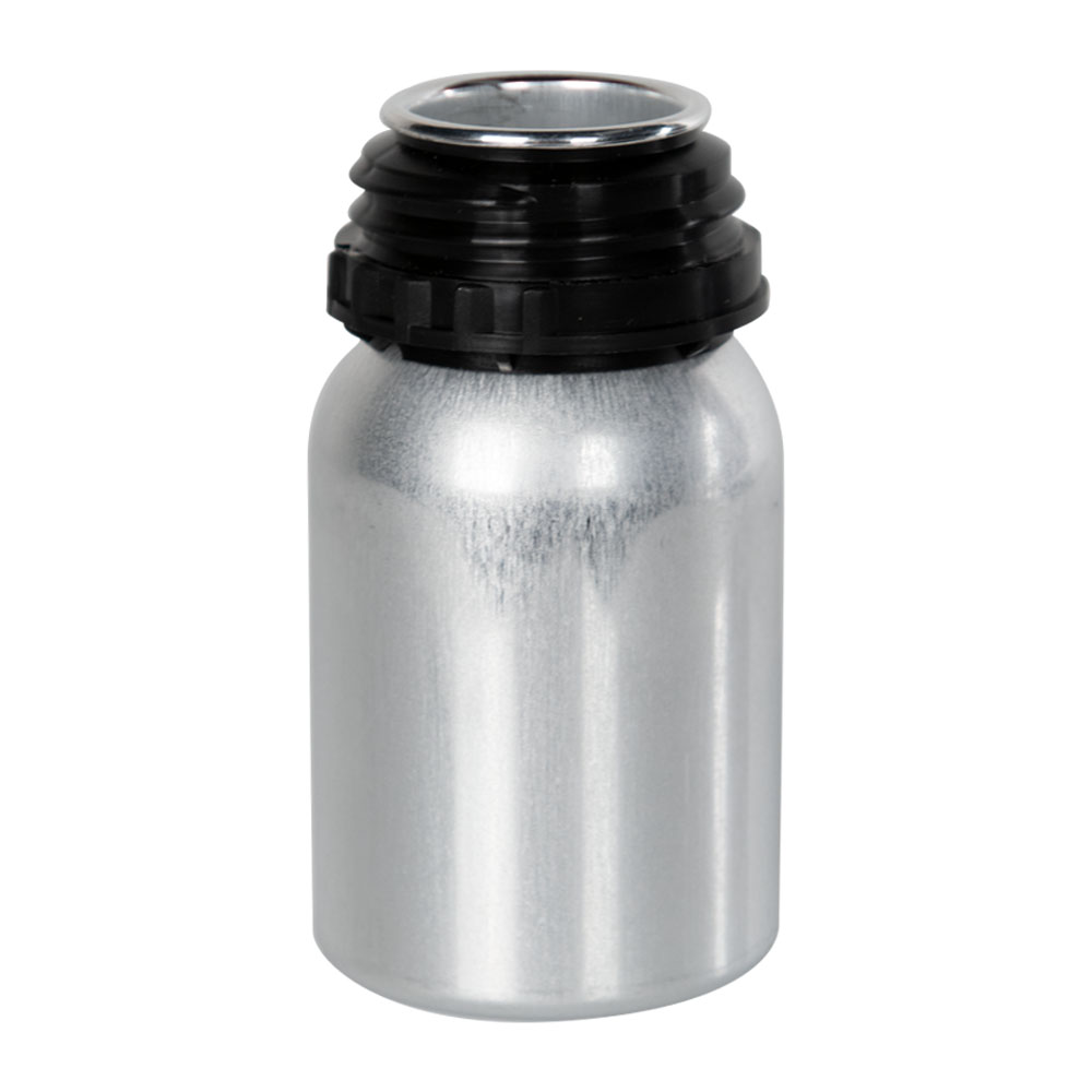 120mL/4 oz. Aluminum Agrochem Bottle (Cap Sold Separately)