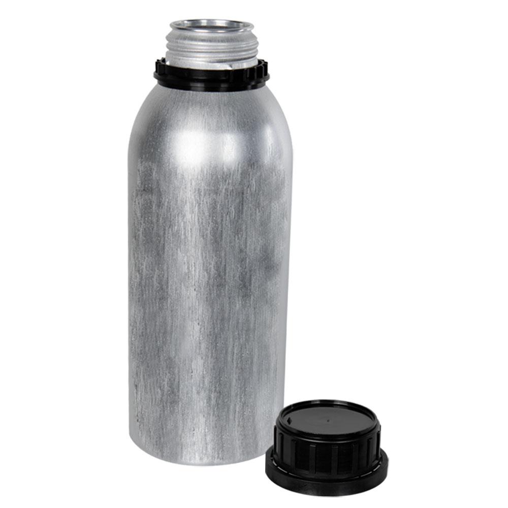 Industrial Aluminum Bottles Chem50
