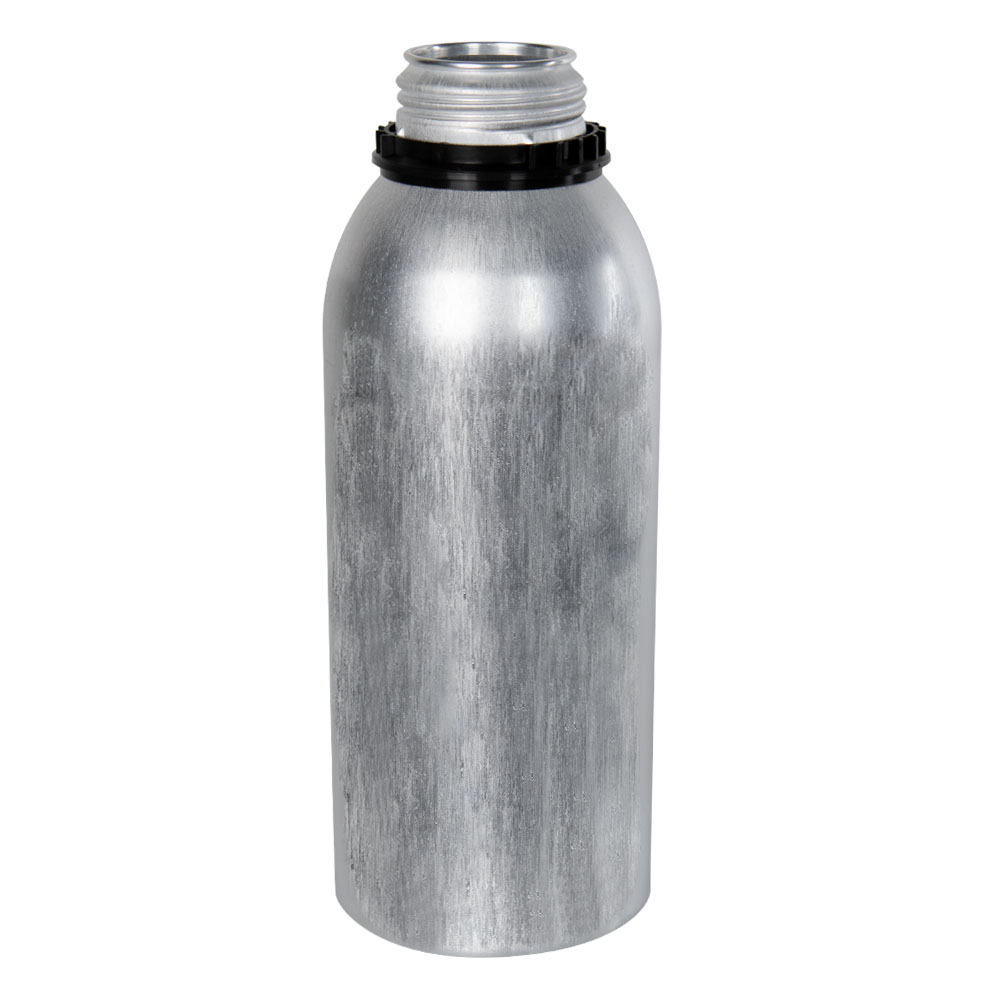 1100mL/37 oz. Chem50 Aluminum Bottle (Cap & Plug Sold Separately)