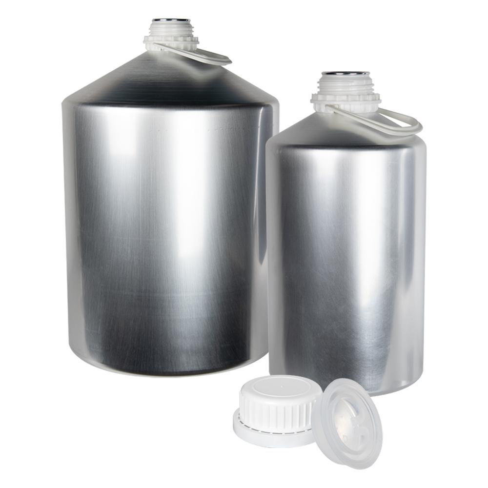 Industrial Aluminum Bottles Plus 62