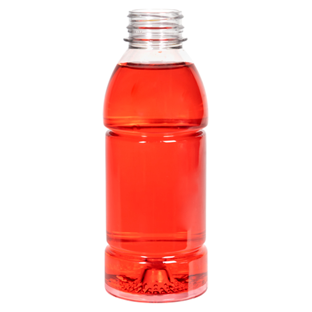 PET Hot Fill Beverage Bottle