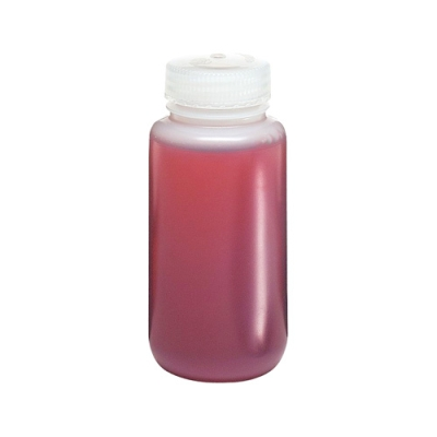 Thermo Scientific™ Nalgene™ Wide Mouth LDPE Bottles with Caps (Sold by Case)