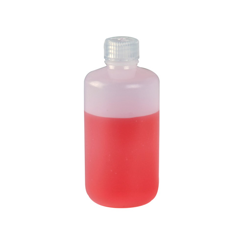 32 oz./1000mL Nalgene™ Narrow Mouth IP2 HDPE Shipping Bottles with 38mm Caps (Sold by Case)