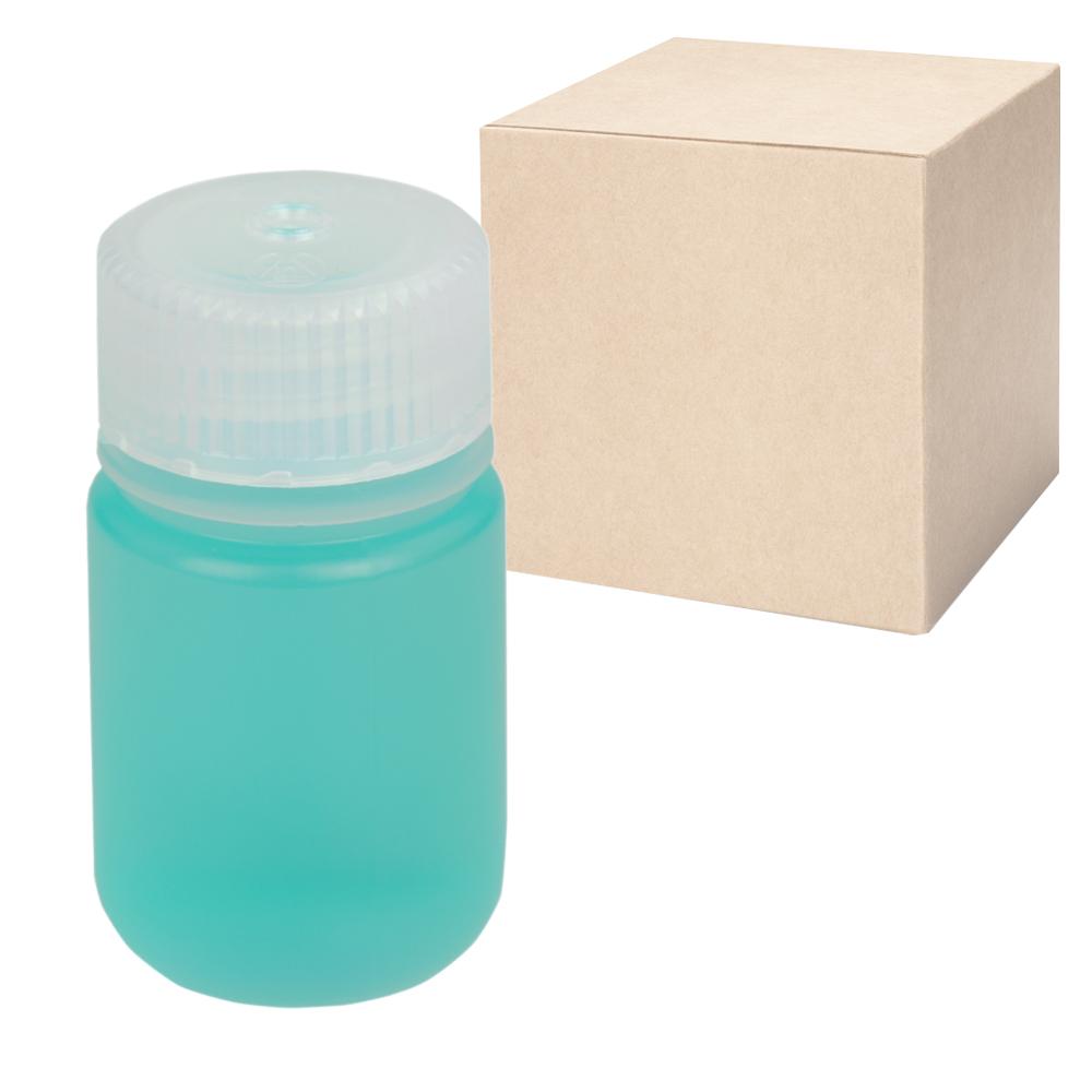 1 oz./30mL Nalgene™ Wide Mouth Economy Polypropylene Bottles with 28mm Caps - Case of 72