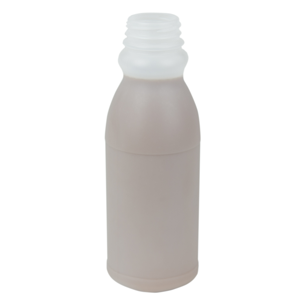 HDPE Round Beverage Bottle SSJ Neck