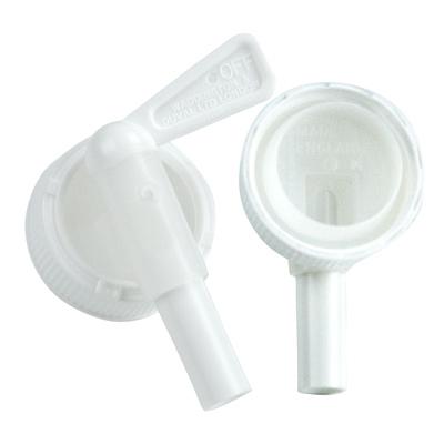 38/400 White Spigot