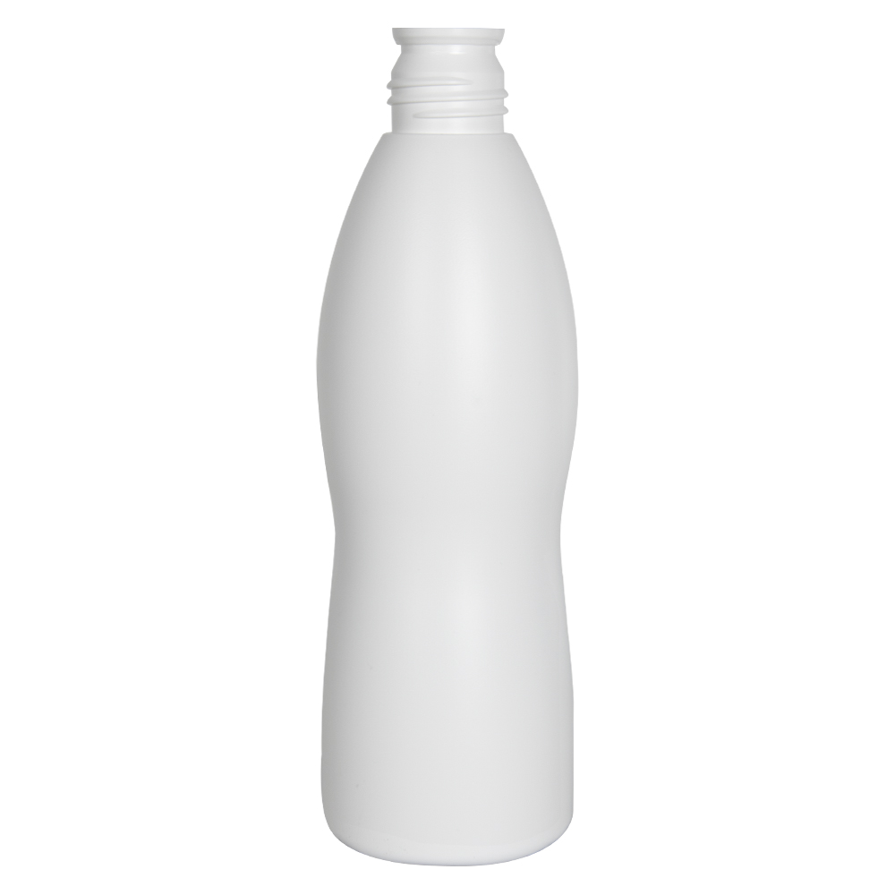 Contour Bottle with Buttress Neck